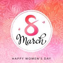 Happy International Women's Day https://t.co/O0aUnCCksR