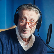 Due to the last event in UCP Literary Festival selling out, we are pleased to announce that MICHAEL ROSEN will be doing an EXTRA TALK...