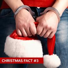 CHRISTMAS FACT #3 Can you believe how times have changed? From 1659 to 1681, it was actually crime to celebrate Christmas. #bahhumbug...