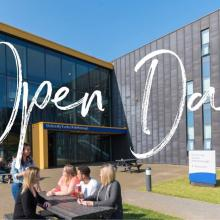 Our Open Days give you the chance to speak to lecturers and students about the courses on offer, tour the campus, attend talks about...