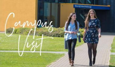 Thinking about studying at University Centre Peterborough and want to have a nosey around the place first? Come to our Campus Visit on...
