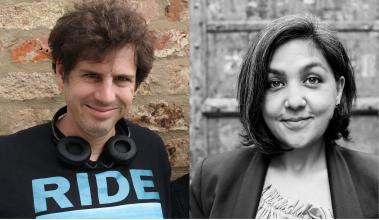 Book now for an evening with novelists Sam Jordison & Preti Taneja - Thu 4 May, 7pm to 8pm - https://t.co/Pea7s8vkB9 https://t.co/kdBIrlUc3l
