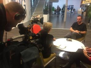 ITV news have interviewed Sociology BA (Hons) course leader Paul Wilks today about Universal Credit. Be sure to tune in tonight at 6:30pm...