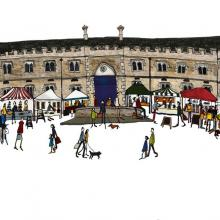 Are you getting in the Christmas spirit? Burghley Christmas Fine Food Market will certainly get you in the Christmassy mood. Over 30...