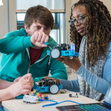 Come and study COMPUTING AND INFORMATION SYSTEMS at University Centre Peterborough. What sets this course apart is its flexibility. It...