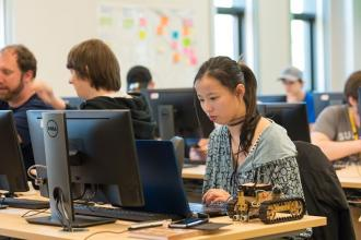 Considering studying a degree in COMPUTING AND INFORMATION SYSTEMS? At University Centre Peterborough we offer an FdSc or a BSc (Hons)...