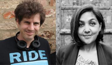 Come and join us on Thursday 4th May for an evening with novelists Sam Jordison and Preti Taneja. The event is FREE OF CHARGE for UCP...
