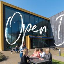 Our next UNDERGRADUATE OPEN DAY will take place on Saturday 30th June from 10am to 3pm. You will have the opportunity to speak to staff...