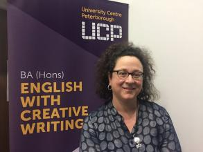 Crime-writer, Sophie Hannah was at University Centre Peterborough for the second of our Literary Festival events this year. The...