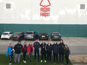 Our Level 6 Sport and Exercise Science students were lucky enough to attend a day at Nottingham Forest the other day led by lead sports...