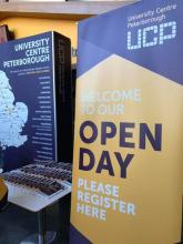 Come along to our Open Day today from 10am-2pm!