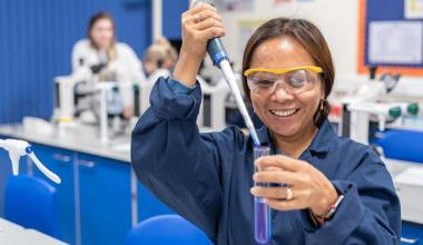 Start a degree in BIOLOGICAL SCIENCES at University Centre Peterborough this September. We have spaces available on our 2 year...