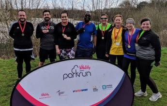 Well done to our staff and students who took part in the 5K Parkrun last Sunday morning to raise money for the Peterborough Rape Crisis...