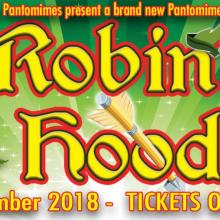 It's that time of year again! The Cresset is holding auditions for their pantomime Robin Hood. Why not give it a try? More details...