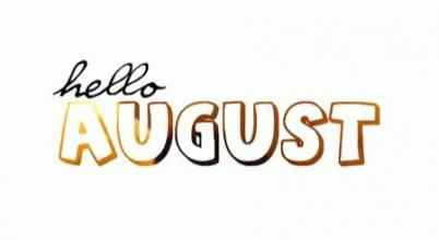 Happy first day of the month. Have we got any August birthdays? #August1st https://t.co/DHDyNghlnS