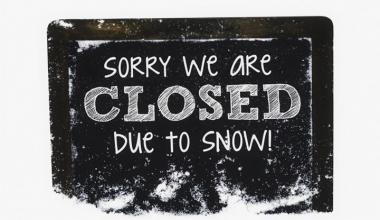 ❄️ THE UNIVERSITY CENTRE IS CLOSED ❄️ Due to the adverse weather conditions, the University Centre will be closed today (Wednesday 28th...