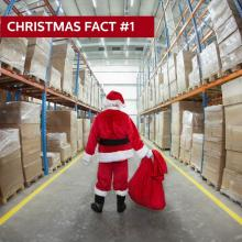 CHRISTMAS FACT #1 Did you know in the run up to Christmas the UK was predicted to have spent £1bn in just one day – on Black Friday. To...