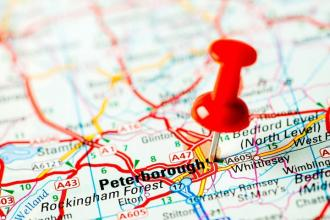 """""""Peterborough, but that's MILES away!"""" You'd be pleasantly surprised how close we are as we are well connected. Check out the train times..."""