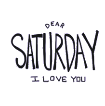 Happy Saturday all! What are your plans for the weekend? Whether you're staying in relaxing or out on the town, have a good one!