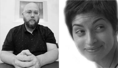 What talented lecturers we have at UCP. That includes our English Literature lecturers Andrew McDonnell and Elizabeth Kiem who are our...