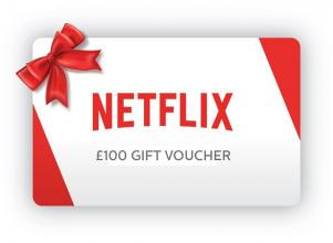 COMPETITION TIME! We're giving away a £100 Netflix voucher to one lucky winner! All you have to do to be in with a chance of winning is...