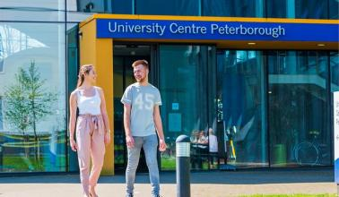 It's not too late to start your application to study one of the exciting degree courses at University Centre Peterborough from September...