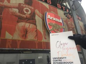 Today we kick off our busy season of attending Higher Education events across the UK at the Emirates Stadium in London. We won't let the...