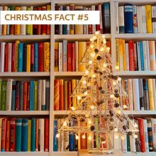 CHRISTMAS FACT #5 Did you know that in Charles Dickens's - A Christmas Carol, Tiny Tim was originally going to be called 'Little Fred'?...