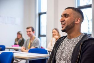Here at University Centre Peterborough we pride ourselves by having small class sizes meaning that your lecturers get to know you...