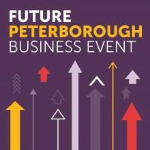 Come along to FUTURE PETERBOROUGH at University Centre Peterborough. This is a FREE business event specifically designed for small and...