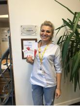 Congratulations to our student Katarzyna Wypchlo on winning our Netflix competition. Enjoy your vouchers 🎥🎉 https://t.co/JtDQPLJimE