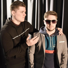 Performing Arts graduates Jack Hudson and Tom Farrell are appearing in the forthcoming production of 'An Intervention' by playwright Mike...