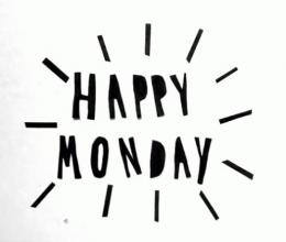 HAPPY MONDAY EVERYONE! Who is ready for the week ahead? https://t.co/eqs1JflODu