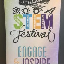 Today University Centre Peterborough are at Peterborough StemFest 2018 to inspire future scientists, forensic investigators and computer...