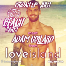 """""""Sorry I can't come out tonight, I'm busy... Love Island is on..."""" Sound familiar? Well tonight there is no excuse because Love Island's..."""