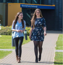 CAMPUS VISIT WEDNESDAY 25th JULY 2018 AT 12:30 - 14:00. If you're thinking of University and want to check out the place where it all...