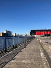Not a cloud in the sky 🌞 We're in ExCeL London today for another UCAS event. Did you know Peterborough is so well connected that you...