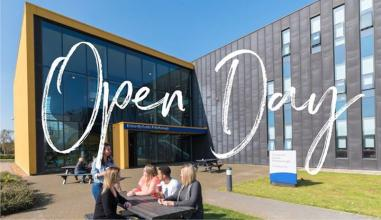 Our next OPEN DAY is on Saturday 18th November from 10am to 4pm. Visit UNIVERSITY CENTRE PETERBOROUGH to speak to lecturers and students...