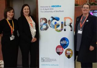 This years BCUR event (British Conference of Undergraduate Research) was held at The University of Sheffield. The event showcases the...