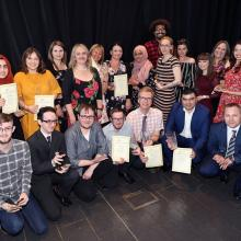 Congratulations to all of the winners at the seventh annual STUDENT EXPERIENCE AWARDS which took place on Thursday 10th May 2018. This...