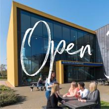 Today is University Centre Peterborough's Open Day (6th December 5:30pm – 8:00pm). Our Open Days give you the chance to speak to...