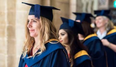 You don't have to wait until September 2018 to start a degree. We have the following undergraduate and Postgraduate degrees starting...
