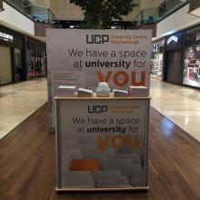 University Centre Peterborough will be at Queensgate Shopping Centre in Peterborough all day on Saturday 11th November. Come and pick...