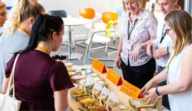 After listening to comments about the food and drink on offer from the Costa catering facility at the UCP campus, a new variety of hot...