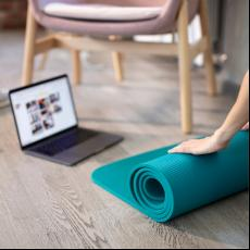 Free Online Yoga for UCP Students and Staff