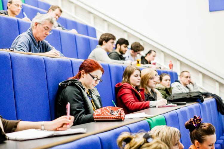 University Centre Peterborough - Enrol with us for January 2017