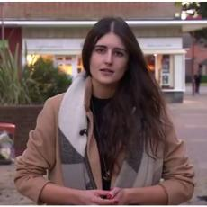 Multimedia Journalism student makes TV debut