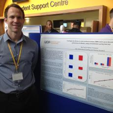 UCP students present research findings at British Association of Sports and Exercise Sciences (BASES) Conference