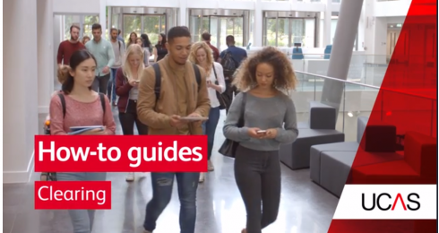 UCAS Clearing - How to guide