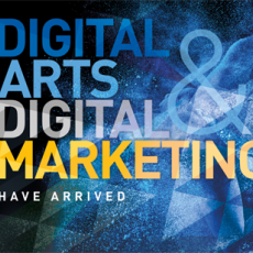 Digital Arts & Digital Marketing Launch